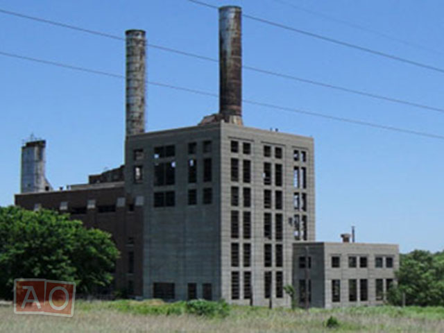 Lincoln Beerblower Power Plant